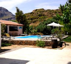 Hotel Pool, Double Room, Cozy Room, Garden Pool, Crete, Hostel, Swimming Pools, Studios, Outdoor Decor
