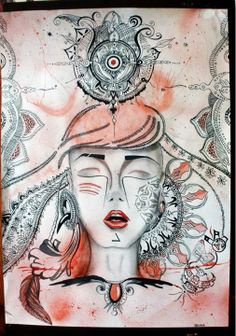 brahma Female, Art, Art Background, Kunst, Performing Arts, Art Education Resources, Artworks