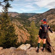 いいね!247件、コメント7件 ― Injinjiさん(@injinji)のInstagramアカウント: 「Morning views for the win while training for the Black Hills 100. Keep it up @JBeckRuns!…」