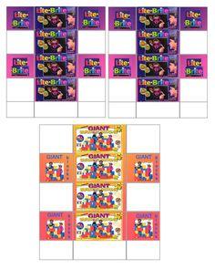 Miniature Printable Toyshop 01