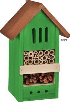 insektenhotels on pinterest garten oder and insect hotel. Black Bedroom Furniture Sets. Home Design Ideas