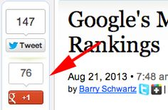 You can now stop clicking the +1 button on my articles, they have no ranking benefit.  Eric Enge published an exhaustive study named Direct Measurement of Google Plus Impact on Search Rankings...