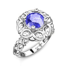 Yana Tanzanite Ring