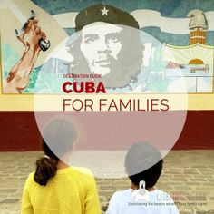 Cuba With Kids: We get stuck in a Trinidad time warp!