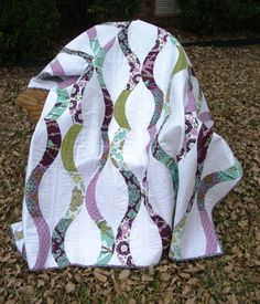Urban Candy Quilt by ElmCreekQuilts on Etsy. $140.00 USD, via Etsy.