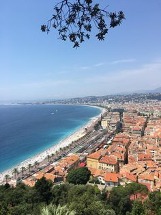 High above Nice France    Click on the photo to discover the most incredible destinations with us :)