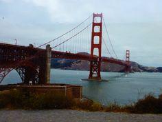 1988 Golden Gate Bridge, San Francisco