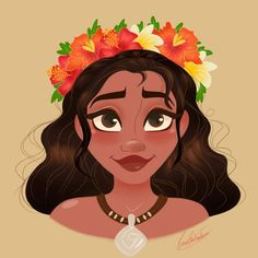 Find images and videos about disney, princess and moana on We Heart It - the app to get lost in what you love. Disney Fan Art, Disney Princess Art, Disney Artwork, Disney Drawings, Disney Love, Disney Magic, Princess Beauty, Disney Films, Disney E Dreamworks