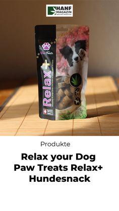 Der Hund ist seit Jahrhunderten eng mit dem Menschen verbunden und erfüllt in dessen Leben oft auch vielfältige Aufgaben. Es gibt Mittel und Wege, dem Hund die innere Ruhe wiederzugeben. Eine wundervolle Möglichkeit, die Entspannung des Freundes auf vier Pfoten zu fördern, sind die Relax+ Hundesnacks von Paw Treats.