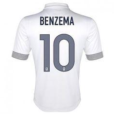 Benzema de la Selección de Francia Eurocopa 2012 Away Camiseta futbol  748   - €16.87   Camisetas de futbol baratas online! 660f556403979