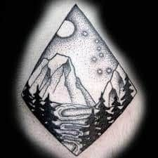 What does big dipper tattoo mean? We have big dipper tattoo ideas, designs, symbolism and we explain the meaning behind the tattoo. Sternkonstellation Tattoo, Nebula Tattoo, Back Tattoo, Big Dipper Tattoo, Wolf Tattoos, New Tattoos, Tattoos For Guys, Tatoos, Drawing Stars