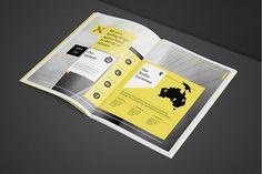 Selected Brochure on Behance
