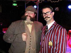 Mr. B the Gentleman Rhymer http://mycroftmilverton.me.uk/memoirs/?p=1480 by Mycroft Milverton, via Flickr