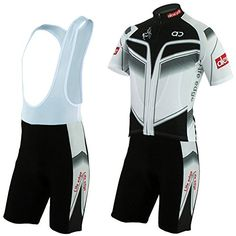 Nonstop Comfort Breathable Bicycle Cycling Short Sleeve Clothing Set Jersey  And Bib ShortsizeM     7fc4bc031