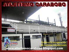Atletas denuncian mal estado del Complejo Batalla de Carabobo en Valencia ~ Atletismo Carabobo