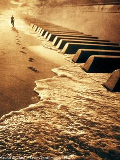 the music of the waves
