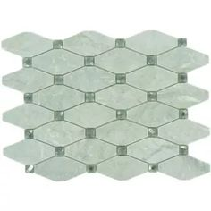 Wavy Shaped Gl Mosaic Tile Sky Blue And White 1 Carton 11 Sheets Sq Contemporary Stone Ltd Bathroom Tiles Pinterest