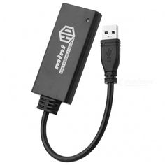 USB 3.0 to HDMI Adapter Converter Cable - Black