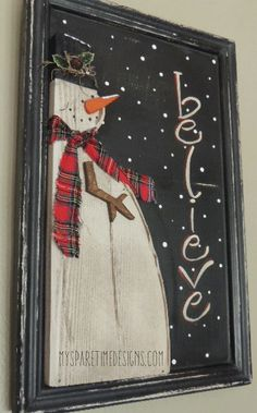 My Spare Time Designs, Original Folk Art
