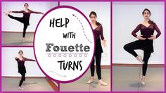 Today I give you all my tips and tricks for fouette turns. Fouettes are often some of the scariest pirouettes in ballet, but this should really help you feel...