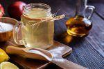 Apple Cider Vinegar and Baking Soda Can Help Your Skin Waistline and Apple Cider Vinegar, Natural Medicine, Baking Soda, Mason Jars, Kai, Canning, Tableware, Health, Girls