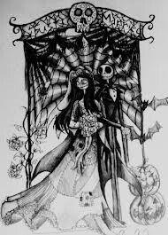 Jack and Sally Wedding