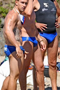 3 swimmer bulges
