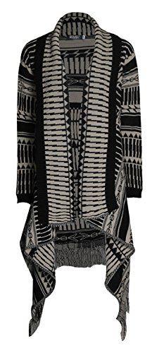 Forever Women's Aztec Diamond Print Knitted Waterfall Cardigan PinkWind http://www.amazon.com/dp/B00T98ZQQC/ref=cm_sw_r_pi_dp_KEdJwb0ZA62BJ