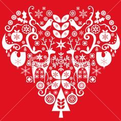 Scandinavian Christmas Design