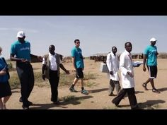 #celeb #charity NBA stars fight polio in northern Kenya---Watch as National Basketball Association star athletes Luc Mbah a Moute, Nick Collison and Dikembe Mutombo join a hut-to-hut campaign to vaccinate children against polio.