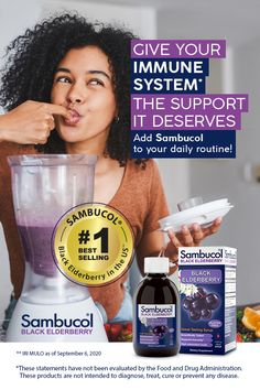 A great way to support your immune system is by adding nutrient-rich vitamins like elderberry supplements into your daily routine. Black Elderberries are packed with antioxidants and vitamins that may help boost your immune system. #elderberrygummies #elderberrysyrup #elderberrybenefits *These statements have not been evaluated by the Food and Drug Administration. These products are not intended to diagnose, treat, cure or prevent any disease. Elderberry Benefits, Elderberry Gummies, Homemade Cough Remedies, Home Remedy For Cough, Healthy Drinks, Healthy Tips, Elderberry Supplement, Tongue Health, Natural Cold Remedies