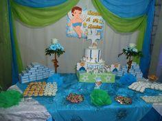 Celebración de un evento de Bautizo.LFE