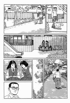 jiro taniguchi walking man