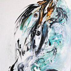 Maggi Hambling, Heron 2