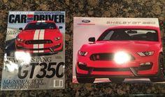 #ad Car and Driver - November 2015 - Mustang GT350 Plus Dealer Sales Brochure Gt350 http://rover.ebay.com/rover/1/711-53200-19255-0/1?ff3=2&toolid=10039&campid=5337950191&item=302697274799&vectorid=229466&lgeo=1