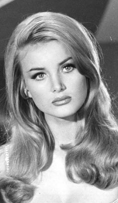 Barbara Bouchet  1960's