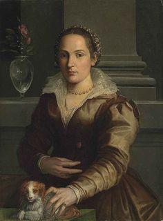 File:Studio of Alessandro Allori Portrait of a Lady.jpg