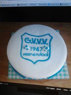 GVVV taart van Pim - Toptaart voor Topzoon van Topclub in Topklasse