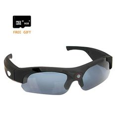 a8bf9fe03 Jetzt verfügbar Video Sport Sonnenbrille, Zimingu HD 1080P Video Recorder  Spy Sunglasses, DVR Eyewear