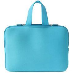 Blue Laptop Bag Case For Macbook Air HP Acer Dell XPS 12 Samsung Chromebook