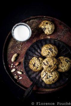 Gourmandises Chroniques: Cookies au beurre de cacahuètes et mes british foody péripéties !