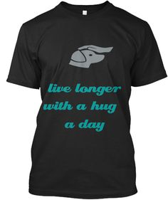 live longer with a hug a day