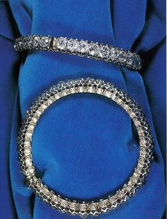 Queen Mary's Indian Bangle Bracelets