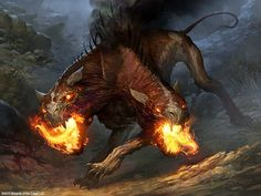 Tagged with art, fantasy, magic the gathering; Shared by Fantasy Art Dump Dark Creatures, Magical Creatures, Fantasy Creatures, Dark Fantasy Art, Fantasy Wolf, Magic The Gathering, Mtg Art, Fantasy Beasts, Legendary Creature