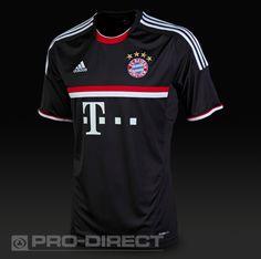 FC Bayern München third kit 2011