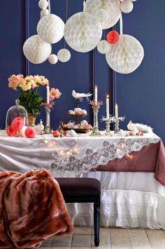 cómo decorar las mesas estas fiestas #navidad #mesa #christmas #xmas