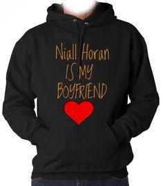 Niall Horan is my Boyfriend 1D Hooded Sweatshirt