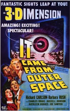 The Celluloid Highway: 1950's Sci-Fi Poster Gallery - Part 1