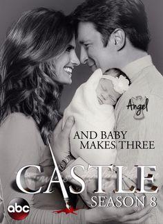 Assistir Castle 8 Temporada Dublado e Legendado