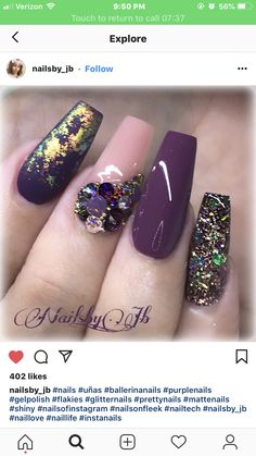 The Best Nail Design For Weddings – Your Beautiful Nails Fabulous Nails, Perfect Nails, Gorgeous Nails, Pretty Nails, Get Nails, Love Nails, Hair And Nails, Funky Nails, Nail Candy